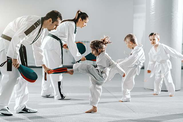 Adhdtkd3, Central Texas Tae Kwon Do Temple