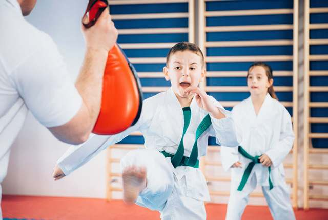 Fitness, Central Texas Tae Kwon Do Temple